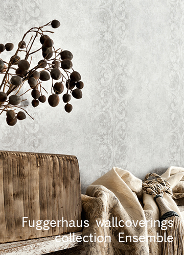 Fuggerhaus Wallcoverings collection Ensemble