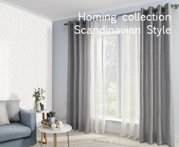 Homing collection Scandinavian Style