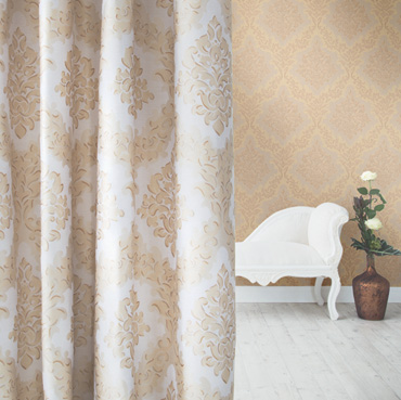 Fuggerhaus wallcovering Opulenza which ist part of the collection Palazzo d'oro.
