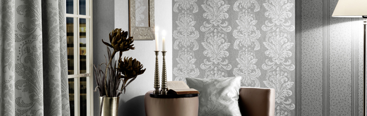 Fuggerhaus Wallcoverings collection Byzantium