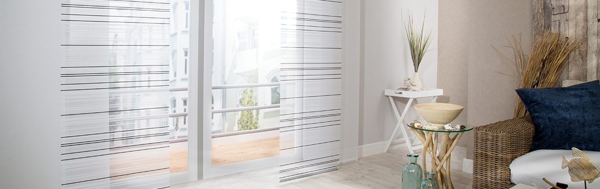 Panelo - Panel curtains from Indes