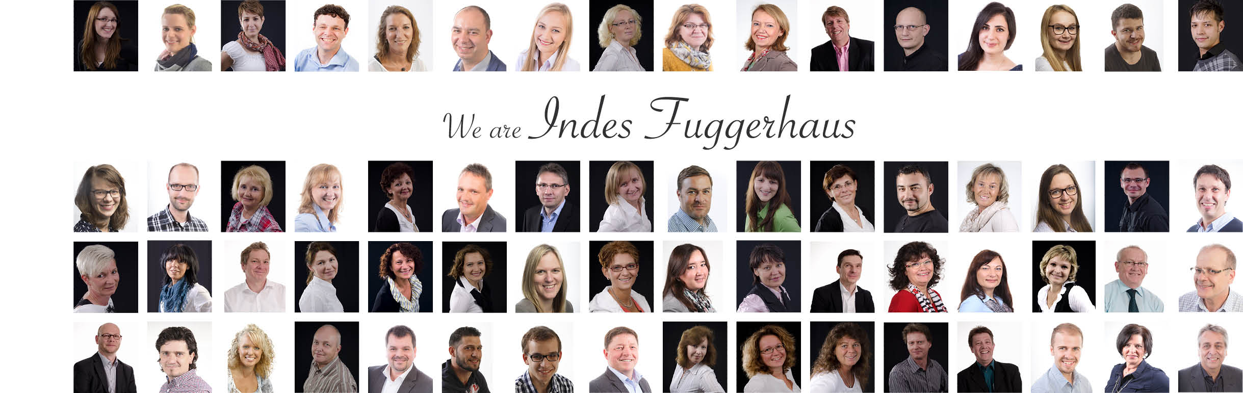 Team from Indes Fuggerhaus Textil GmbH